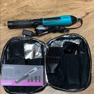 Calista Style Dryer W/Attachments & Storage Bag